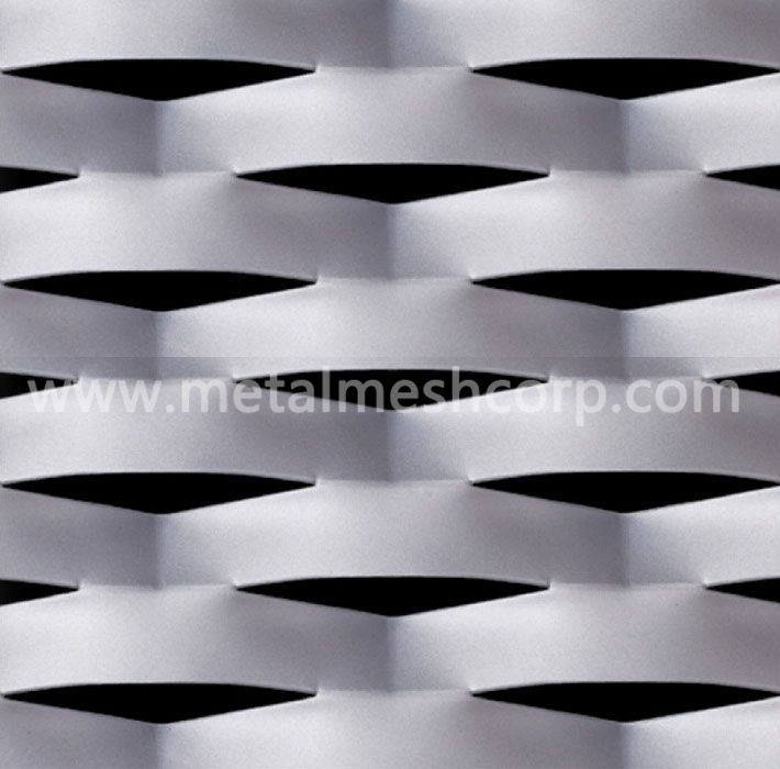 China Aluminum Expanded Aluminum Mesh