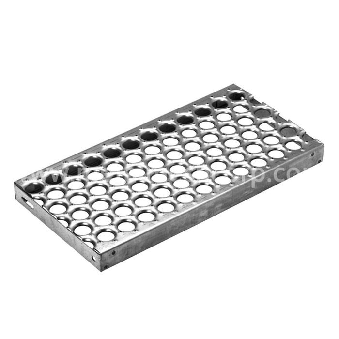 Aluminum Grating Stair Treads