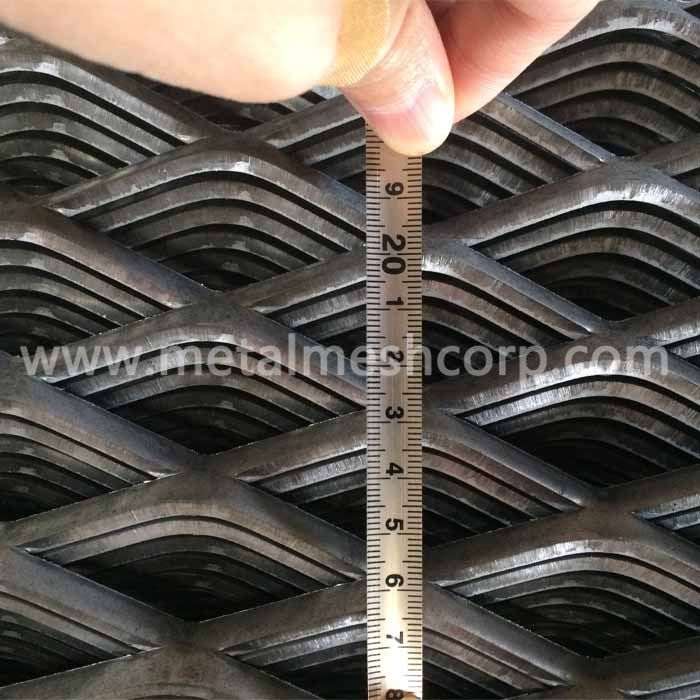 Expanded Metal Trailer flooring