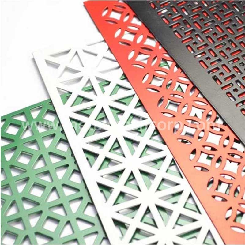 Aluminium Perforated Metal Façade