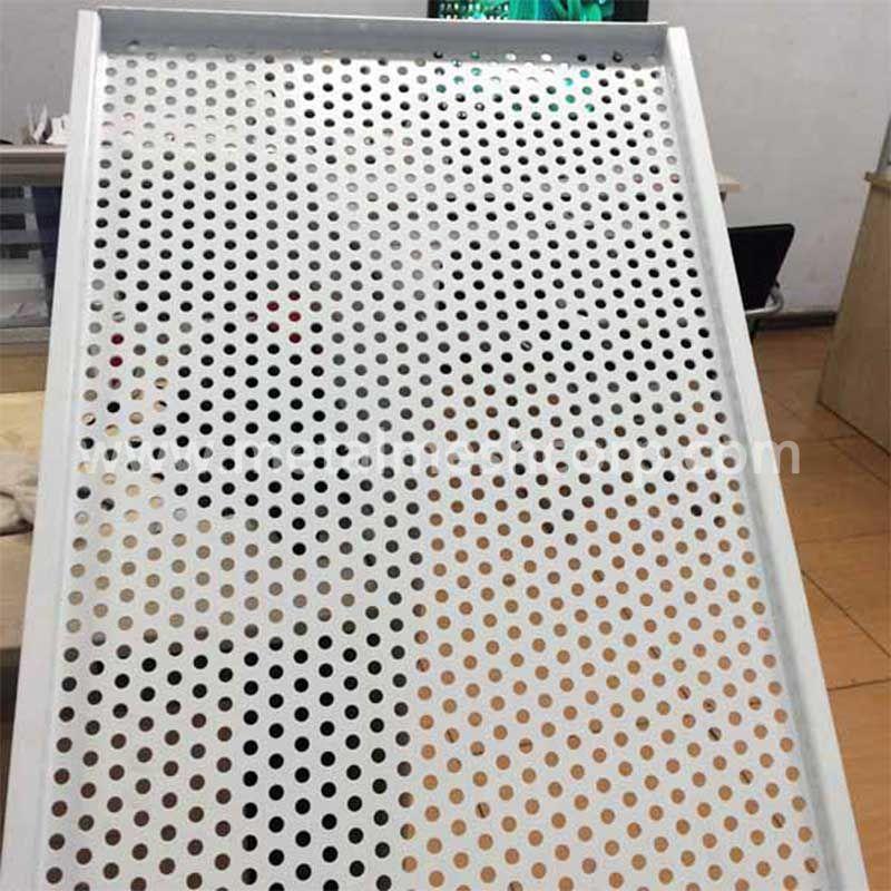 Decorative Aluminium Perforated Sheet Metal Panels