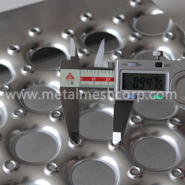 Perf-O Grip Safety Grating