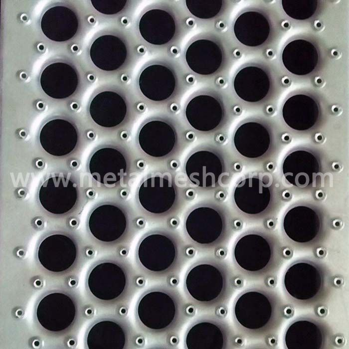 Aluminum Perf-O Safety Grating