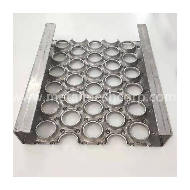 Perf O Grip Aluminum Grating for Stair Treads