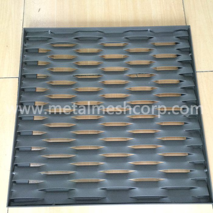 Aluminum Alloy Expanded Metal Mesh