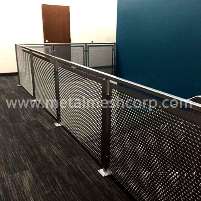 Decorative Perforated Railings