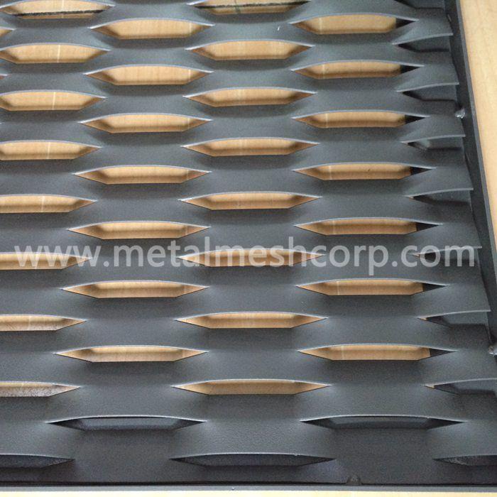 Aluminum Stretch Metal Mesh