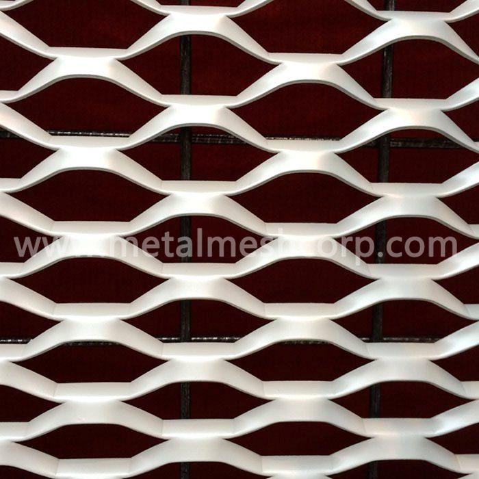 Decorative Expanded Aluminum Mesh