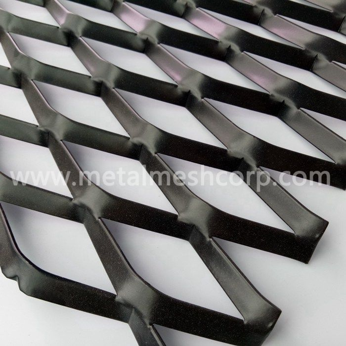 Aluminum Curtain Wall Metal Mesh