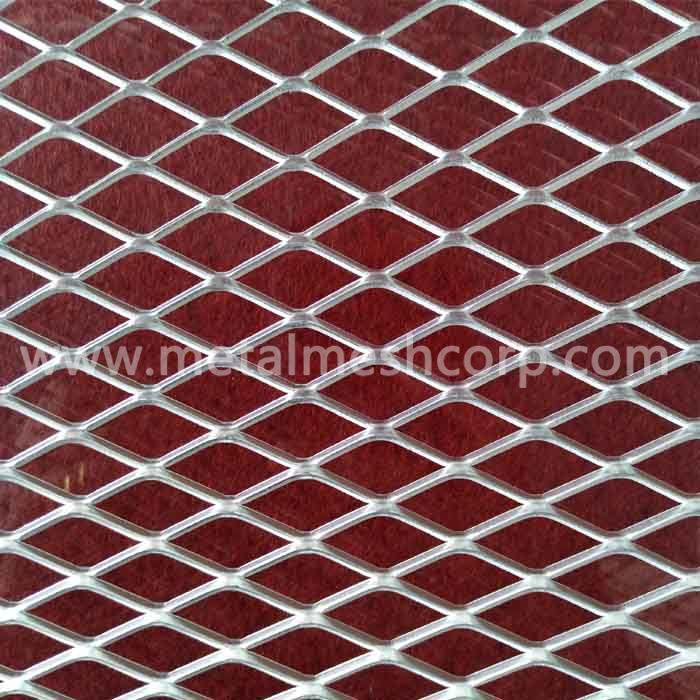 Air Filter Expanded Metal Mesh for filtration